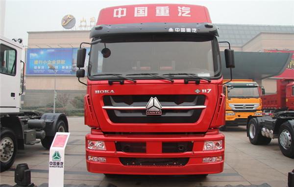 中国重汽新车